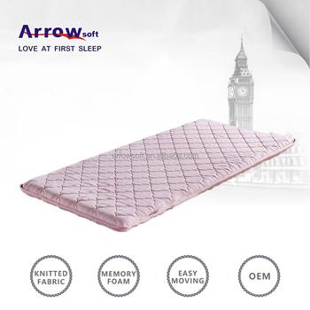 G20 Foshan Manufacturer Sleepwell Mattress Topper Memory Foam
