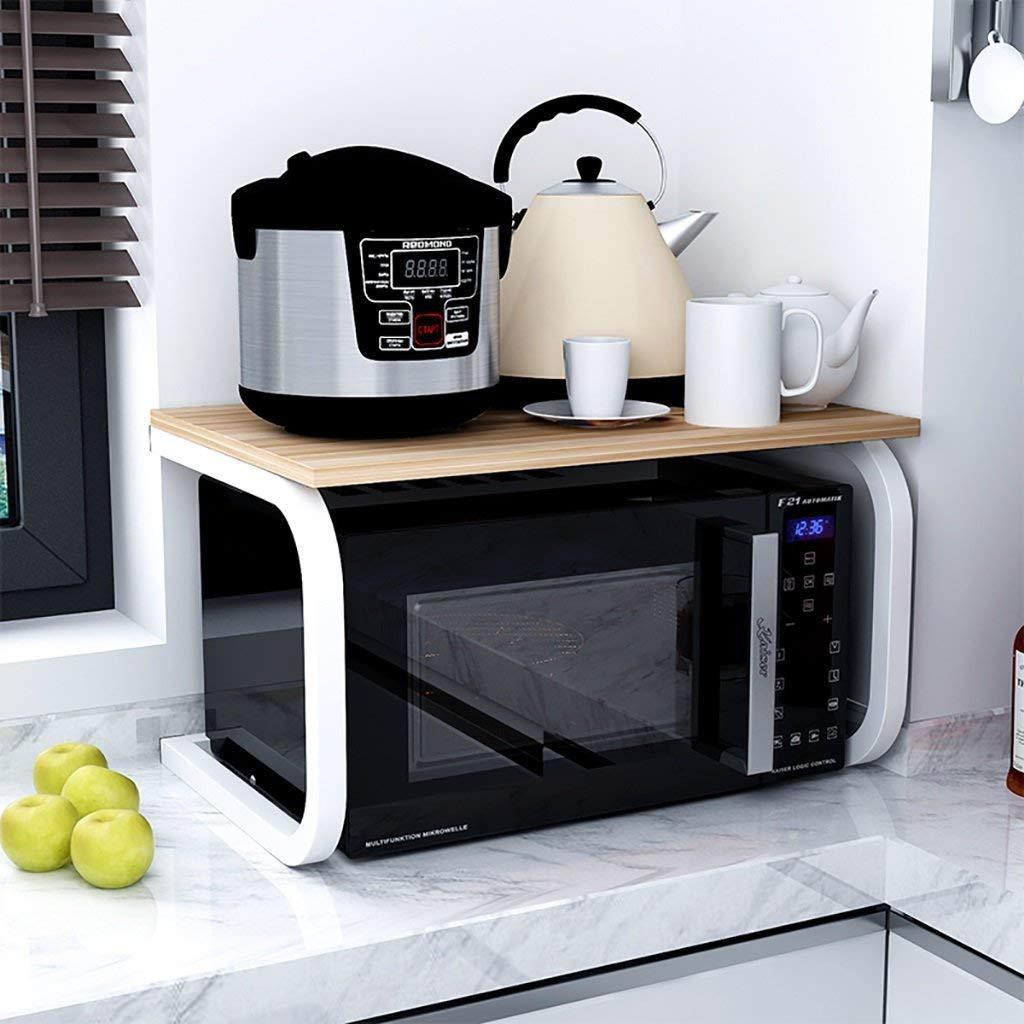 buy kitchen shelf microwave oven rack