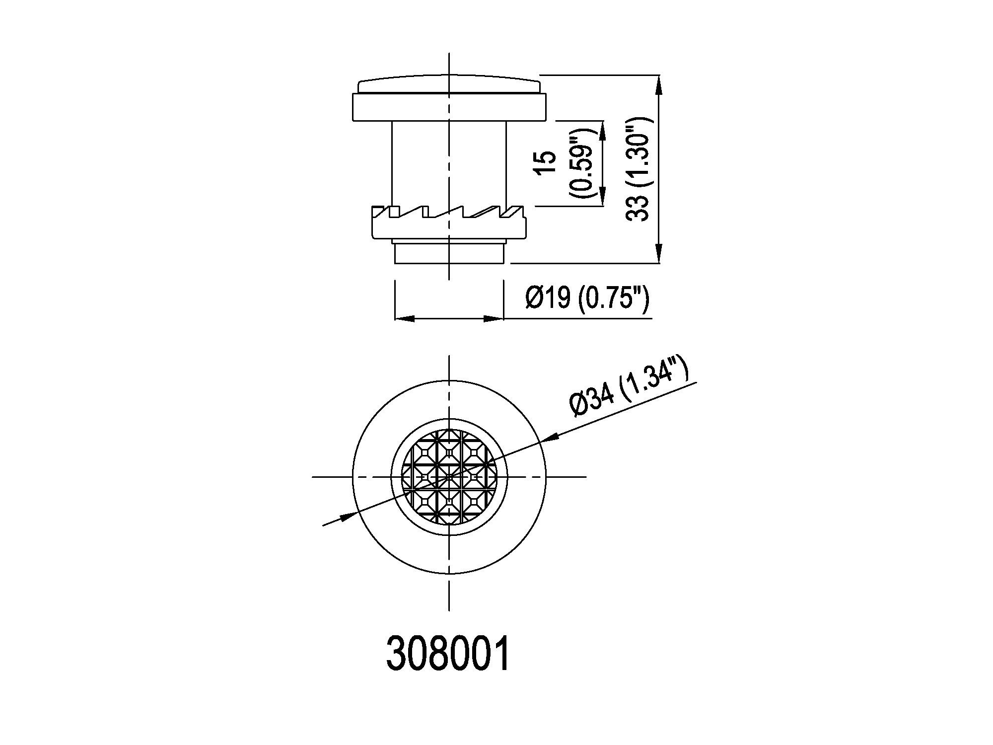 Led Livewell Light 0 8 Inch Diameter 12v Light Rv