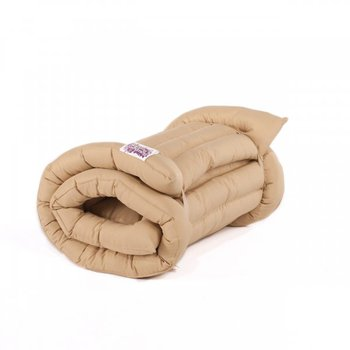 Single Cream Roll Up Bed