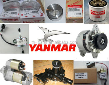 Yanmar Sel Engine Spare Parts