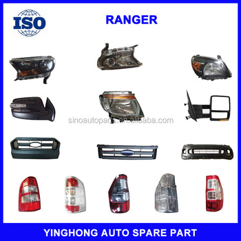 For Ford Ranger F150 Towing Mirror Head