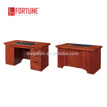 secretaire en placage de bois table de bureau petite conception de table de bureau pour
