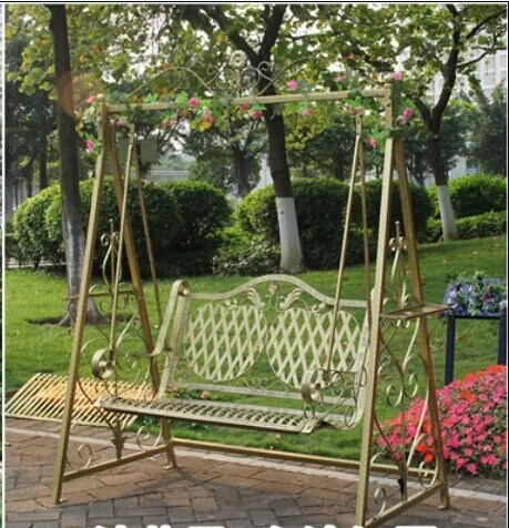 wrought iron patio swings for garden buy patio swings iron patio swings wrought iron patio swings product on alibaba com