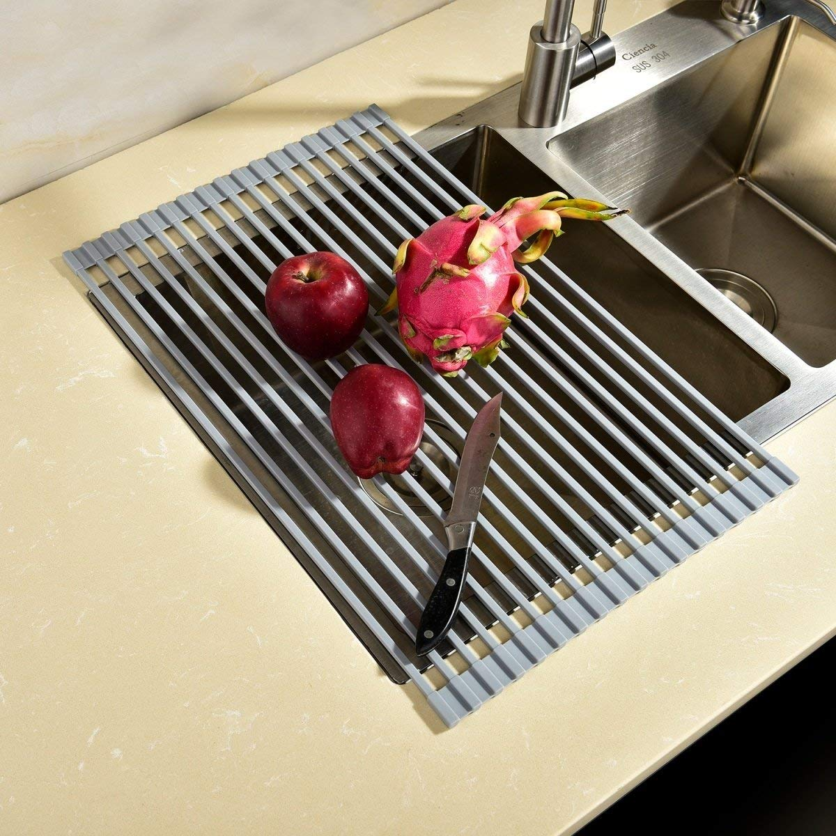 buy ciencia collapsible dish dryer rack