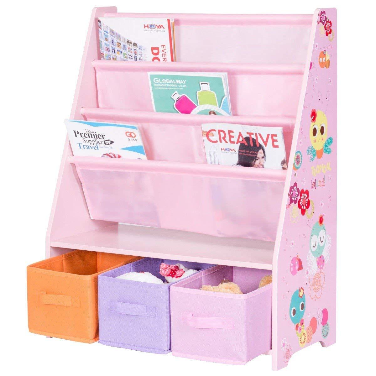 Cheap Kids Bookshelf With Storage Find Kids Bookshelf With