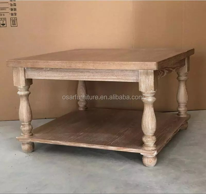 french retro design reclaimed oak wood square coffee tables buy square coffee tables reclaimed wood coffee tables oak coffee tables product on