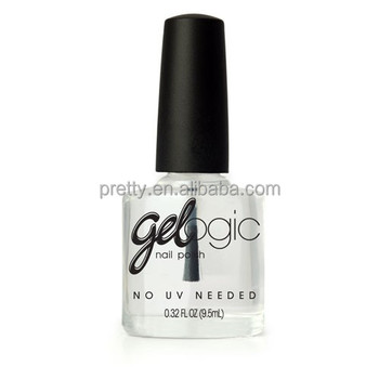 9 5 Air Dry Plumping Top Coat For Nail Polish High Quality Regular Gel Private