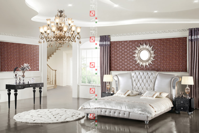 B9025 Classic Bedroom Set Italian Bedroom Sets Luxury