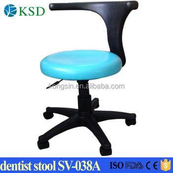 vente chaude chaise pour dentiste portable dentaire tabouret vieux dentiste chaises a vendre
