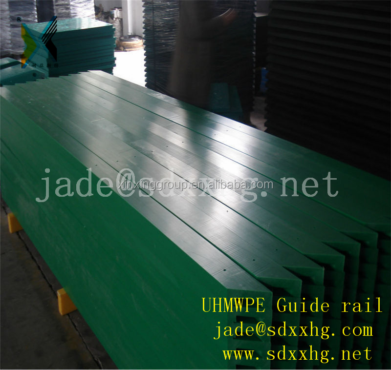 Conveyor Uhmw Guide Rails