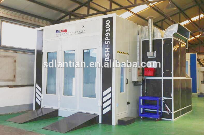 bluesky spray booth exhaust fan car painting booth spray booth buy spray booth car painting booth spray booth exhaust fan product on alibaba com