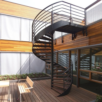 Outdoor Steel Beam Metal Spiral Staircase For Sale Buy Metal | Steel Stairs For Sale | Spiral | Indoor | Interior | Cantilever | Straight
