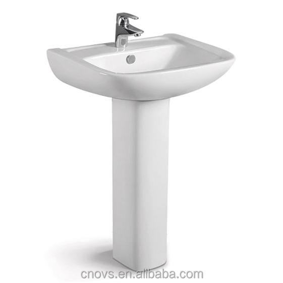 bathroom porcelain pedestal basin vessel sink stands view basin design stand basin ovs product details from foshan ovs sanitary ware co ltd on