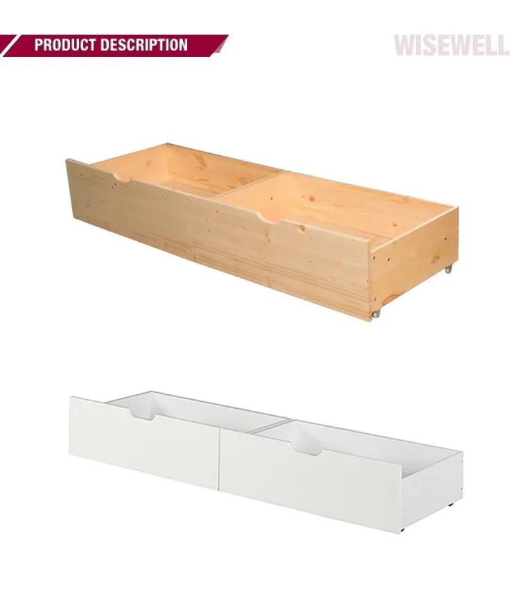 bois pin massif tiroirs sous le lit w dw 190 buy sous les tiroirs de lit unites de tiroir en bois stockage de tiroir en bois product on alibaba com