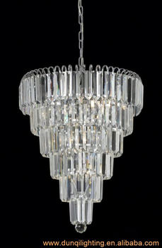8 Light Asfour Crystal Chandelier Ceiling Lights