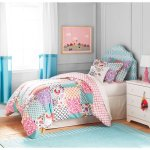 Buy 3 Piece Girls White Pink Boho Patchwork Comforter Full Queen Set Purple Teal Damask Trellis Design Shabby Chic Moroccan Pattern Kids Bedding For Bedroom Floral Modern Cheerful Teen Themed Polyester In