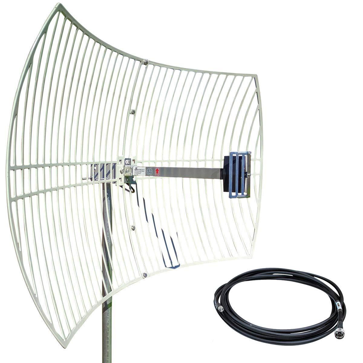 Homemade Wifi Extender Antenna
