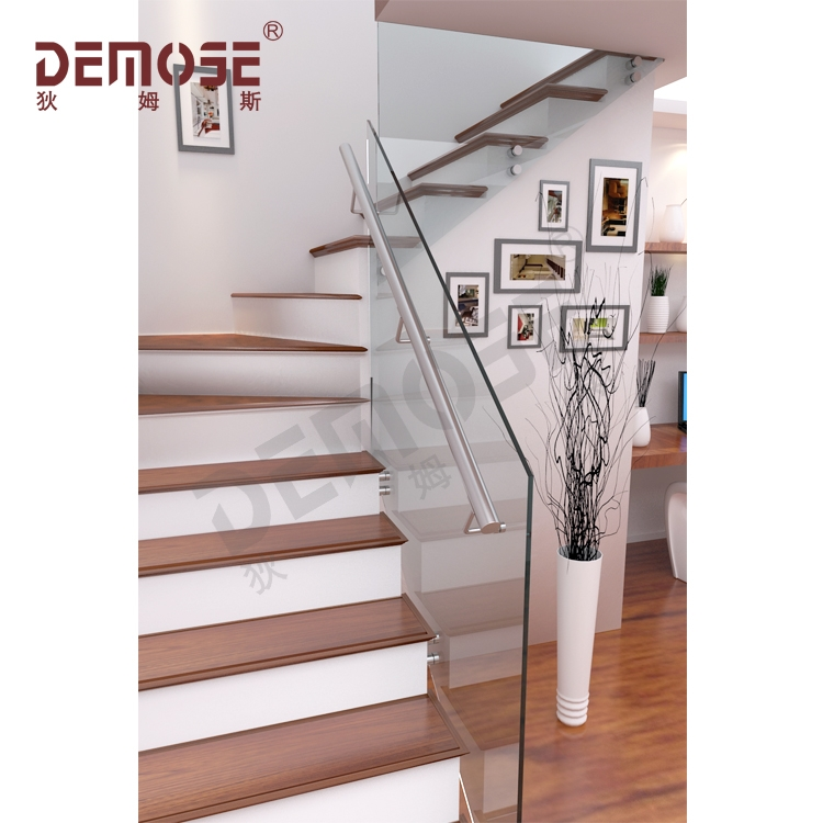 Balcony Glass Balustrade Glass Stair Railing Cost Buy Glass Stair | Cost Of Glass Balustrade Stairs | Wood | Side Clamp | Steel Bracket | Spiral Staircase | Stainless Steel