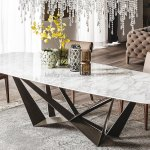 High End Luxury Italian Post Modern Style Conference Table With White Marble Pattern Top Bf12 04266a Buy Italian Conference Table Big Conference Table Post Modern Meeting Table Product On Alibaba Com
