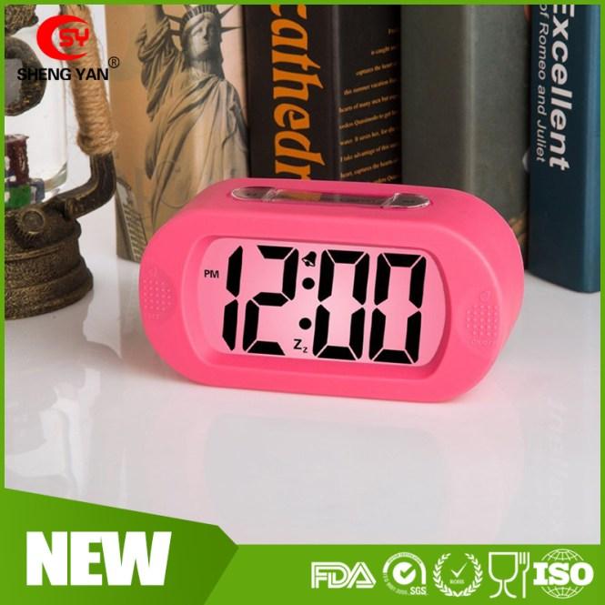 Digital Alarm Clock Radio