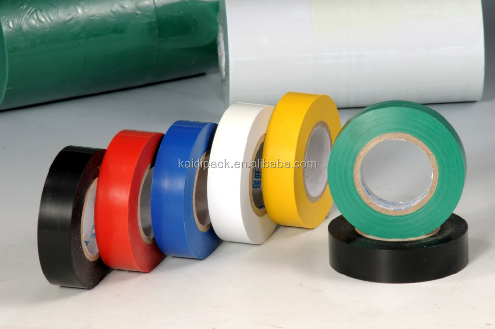 Pvc Insulation Tape With High Temperature Resistant,High