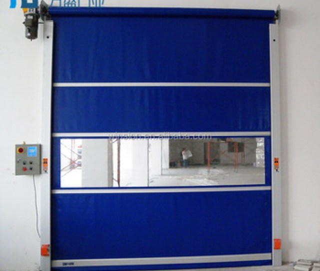 Industrial Sectional Door Fire Doors Rolling Shutters Automatic Roll Up Door Buy Roller Doorauto Doorhigh Speed Door Product On Alibaba Com