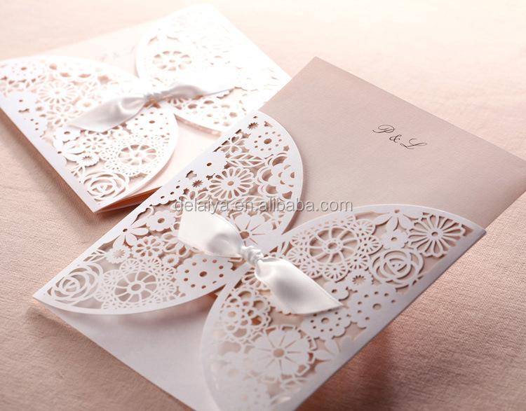 2017 Latest Wedding Card Designs Supplieranufacturers At Alibaba