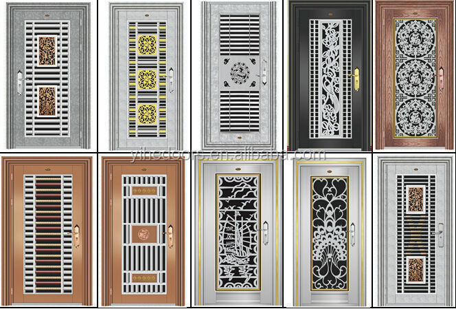 Latest Stainless Steel Grill Door DesignStainless Steel