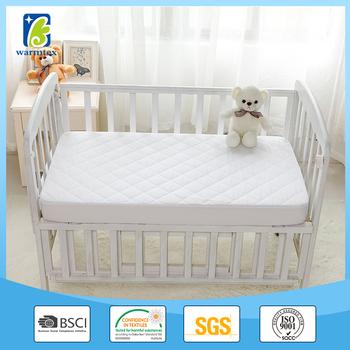 Pad Pack N Play Crib Mattress Cover Fits All Baby Portable Cribs Mini Foldable Mattresses