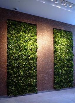 vertical garden wall panel Artificial Plant Vertical Garden Wall Panels,Indoor