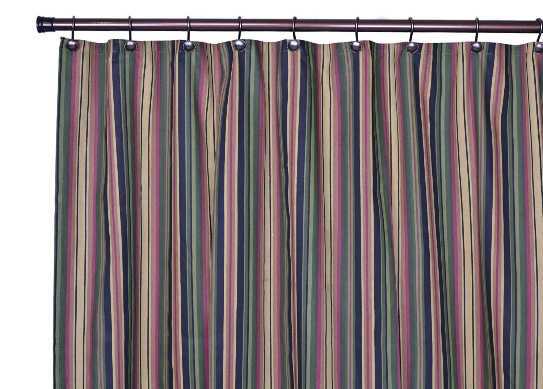 Cheap Horizontal Stripe Shower Curtain Find Horizontal