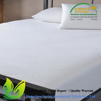 Cotton Dust Mites Waterproof Mattress Protector Use For Memory Foam Or Folding Ed Sheet
