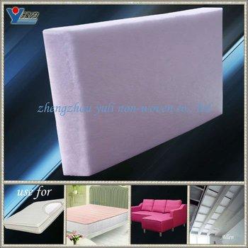 Non Woven Polyester Foam For Mattresses