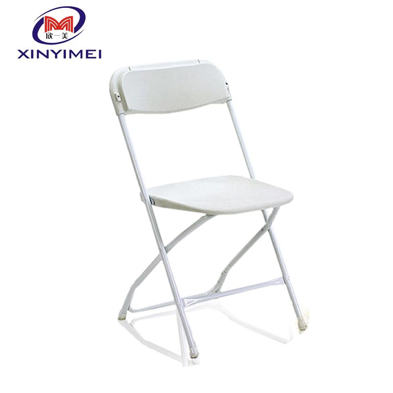 heavy duty blanc en plastique chaise pliante a vendre