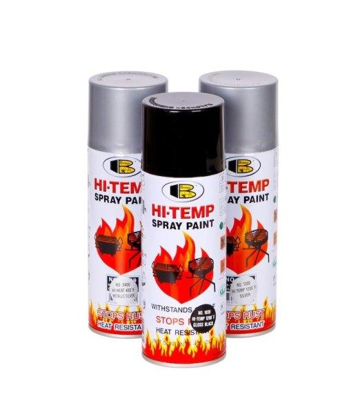 Bonsy Hi Temp Resistant 1200f Spray Paint Product On Alibaba Com