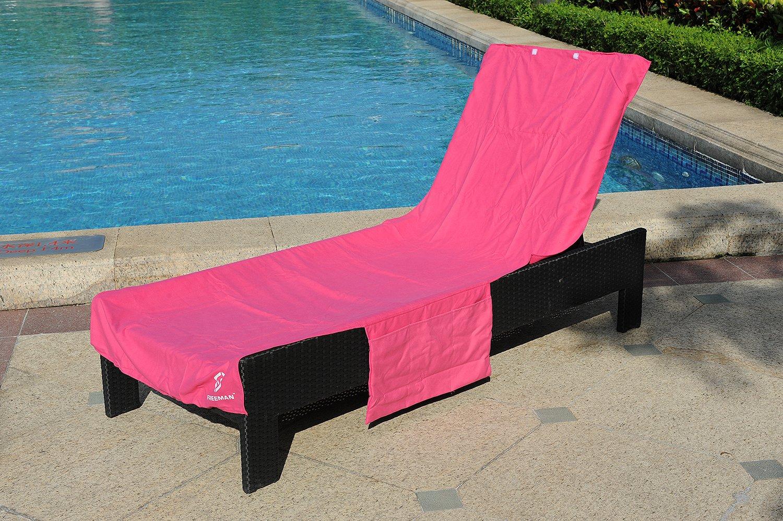cheap lounge chair cover beach towel