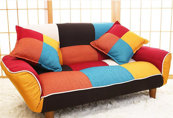 SF11 (1)  Adjustable Couch and Loveseat in Colourful Line Material Dwelling Furnishings Fold Down Couch Sofa Best for Dwelling Room, Bed room, Dorm HTB1XbNyg8fH8KJjy1Xbq6zLdXXay