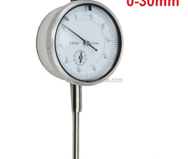 01mm Dial Indicator Metric Dial Gauge Buy Dial Indicatordigital Dial Indicator30mm Indicator Product On Alibaba Com