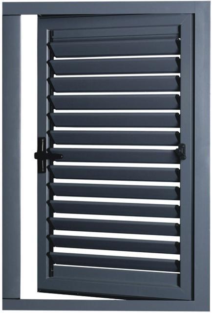 Aluminum Alloy Exterior Glass Louver Door Buy Exterior