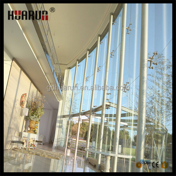 6 1 2 Sips Curtain Wall : Spider glass curtain wall revit gopelling