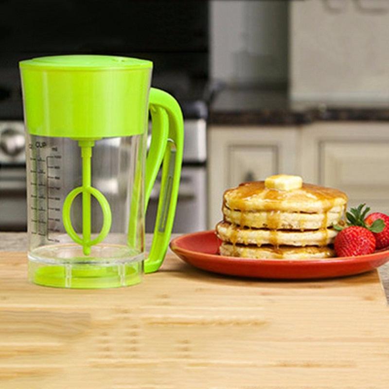 Pancake Dispenser Funnel Showcase