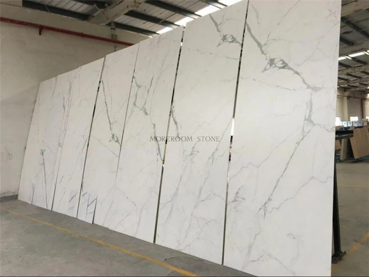 big size calacatta white marble look porcelain tile large ceramic tile view big size porcelain tile moreroom product details from foshan mono