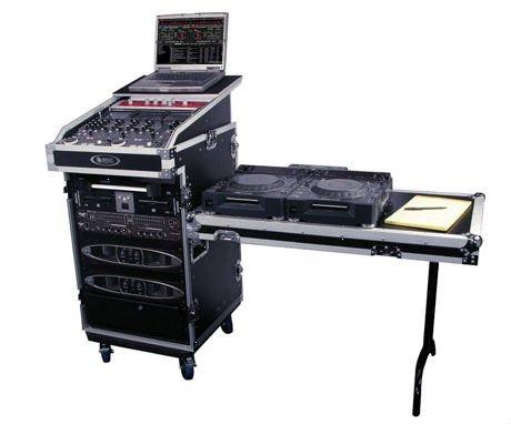 16u rack case slant mixer laptop stand dj table buy slant mixer rack case slant top mixer rack cases rack case product on alibaba com