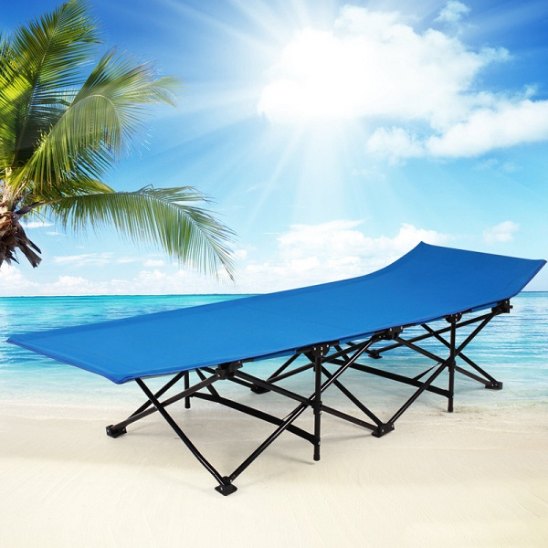 lit de plage lit de camp pliant lits