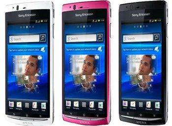 Sony Ericsson Xperia Arc S Lt18i Mobile Phone - Buy Sony ...