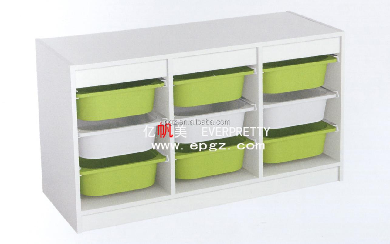 mdf etageres de rangement avec plateau enfants armoire de rangement pour jouets enfants jouet