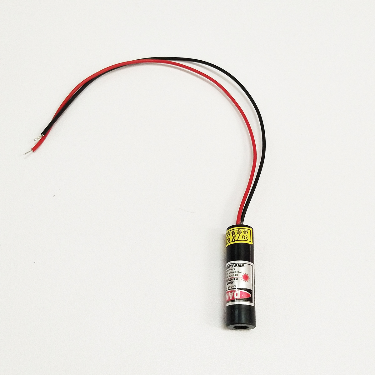 10mw Red Laser Pointer For Machine Bright Signal Point