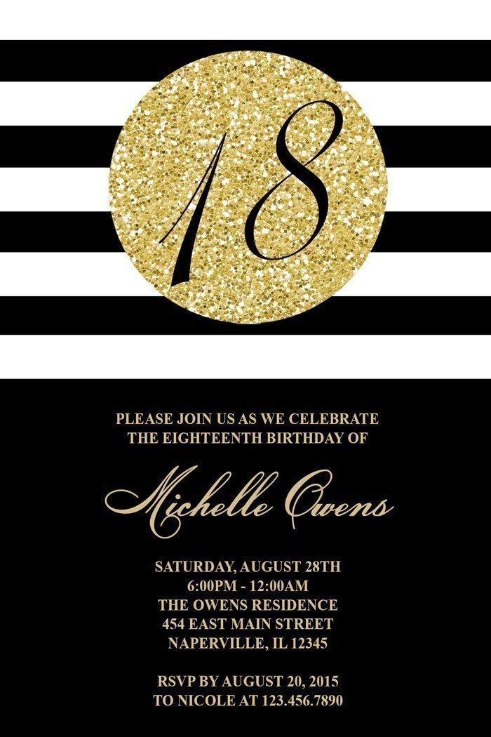 cheap 18th birthday invitations find