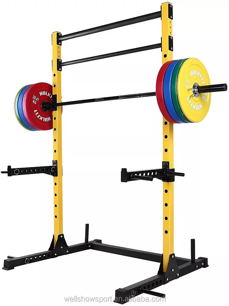 wellshow sport pull up bar dip stands station bar squat rack exercise stand power tower barbell dumbbell rack weight lifting buy squat rack dip
